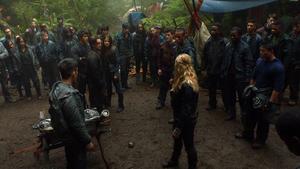 Murphy's Law 025 (Clarke, Murphy, Bellamy, and Octavia)