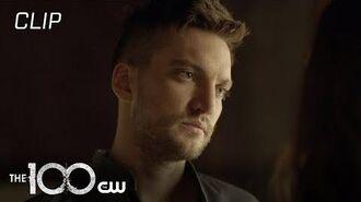 The 100 Season 7 Episode 7 The Queen's Gambit Scene The CW