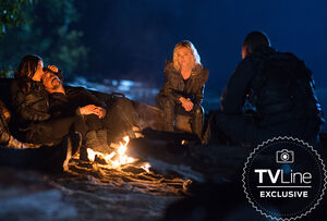 S601 first look- Shaw Echo, Bellamy, Clarke