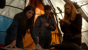 Murphy's Law 021 (Jasper, Octavia, and Clarke)