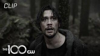 The 100 Season 7 Episode 11 Bellamy Survived Scene The CW