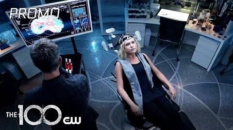 The 100 The Old Man and the Anomaly Promo The CW