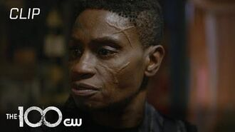 The 100 Season 7 Episode 10 Broadcasting From The Palace Scene The CW