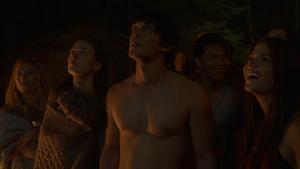Twilight's Last Gleaming 014 (Bellamy, Roma and Octavia)