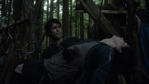 His Sister's Keeper 094 (Bellamy and Finn)