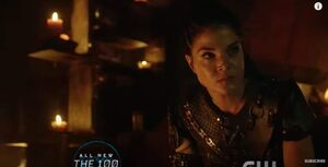 The 100 4x10 - Octavia pic 1