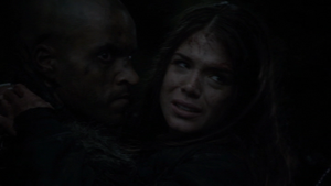 We Are Grounders (Part 2) 065 (Lincoln and Octavia)