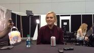 The 100 Interview with Eliza Taylor at NYCC 2018