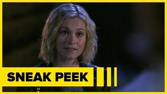 The 100 7x13 Sneak Peek Bellamy and Murphy Reunite in Sanctum