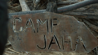 The 48 095 (Camp Jaha Sign)