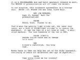 Earth Skills/Transcript