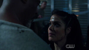 The 100 The Chosen - Jaha & Octavia