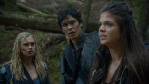Human Trials 077 (Octavia, Bellamy, and Clarke)