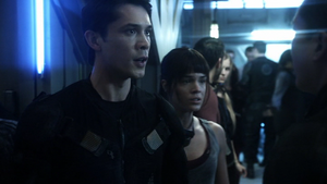 His Sister's Keeper 077 (Bellamy and Octavia)
