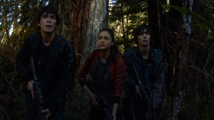 Unity Day 061 (Bellamy, Raven, and Jasper)