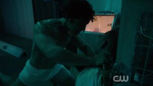 Coup de Grace 211 (Bellamy killing Lovejoy)