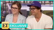 Comic-Con 2019 The 100's Bob Morley and Eliza Taylor Talk Surprise Wedding and Season Six