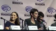 WonderCon 2016 The 100 Panel - Cast