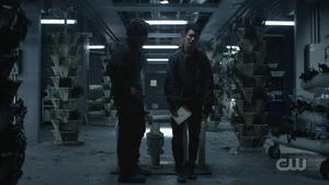 5x07 - Bellamy & Monty