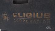 Eligius Corp sign 5x11