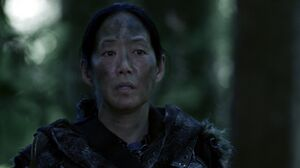 The100 S3 Wanheda Part 2 Hannah 4
