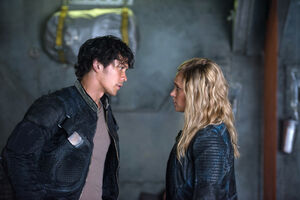 The Four Horsemen (Promo 3) (Bellamy and Clarke)
