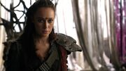 The100 S3 Wanheda Part 2 Lexa 3