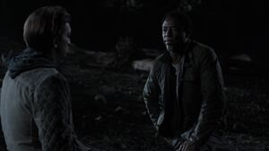 The100 S3 Wanheda Part 1 Jaha Murphy 3