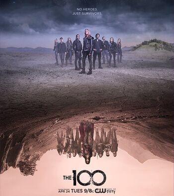 serie los 100 The 100 season 5 quinta temporada