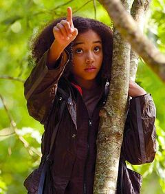 Rue Wiki The Hunger Games Fandom Powered By Wikia