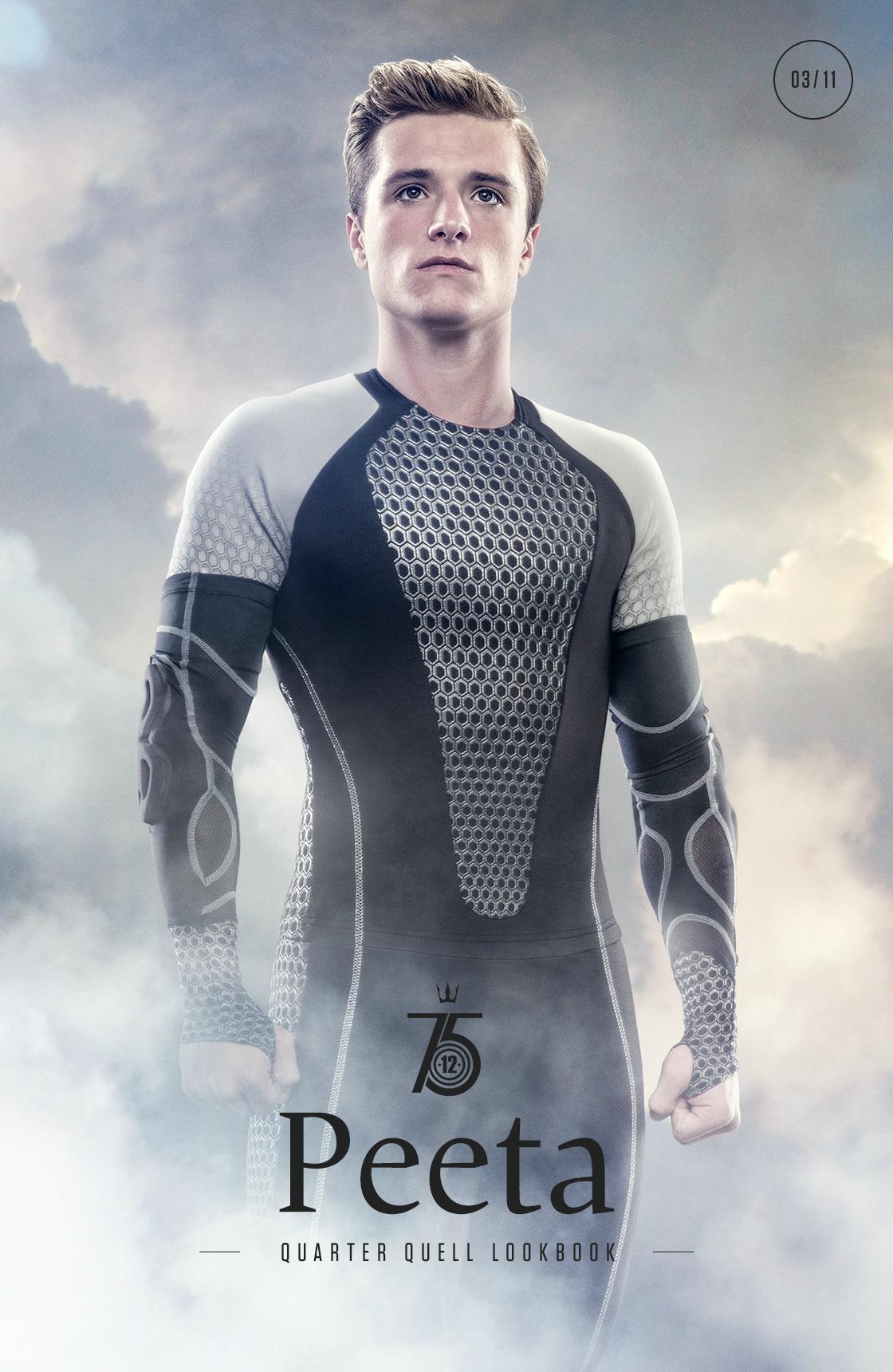 Peeta Mellark Wiki The Hunger Games Fandom Powered By Wikia