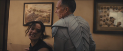 Thread agarrando a Katniss
