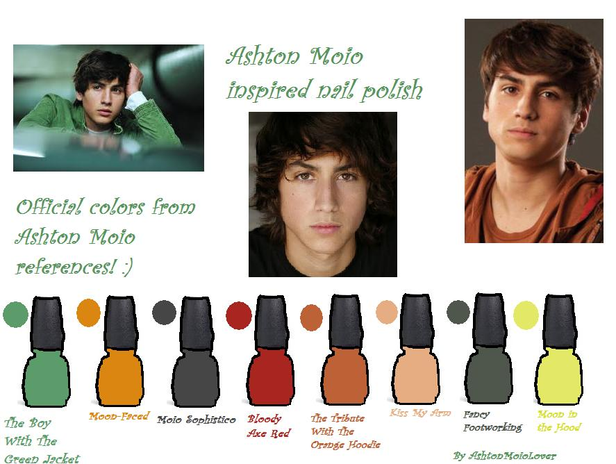 Image - Ashton Moio Nail Polish Line.jpg | The Hunger Games Wiki ...