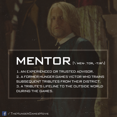 Mentor | The Hunger Games Wiki | Fandom