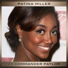 Patina Miller como Paylor