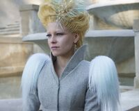 Effie en su escena final