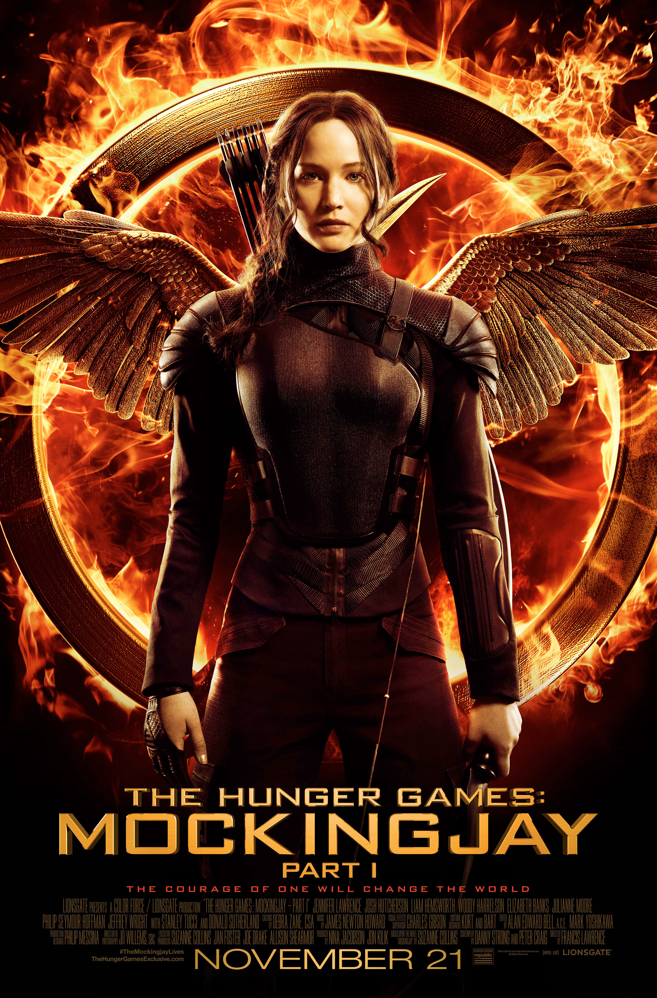 The Hunger Games Mockingjay Part 1 The Hunger Games Wiki