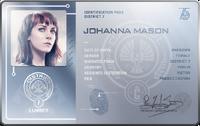 Identificación de Johanna Mason