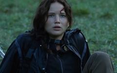 Katniss luego de la muerte de Clove