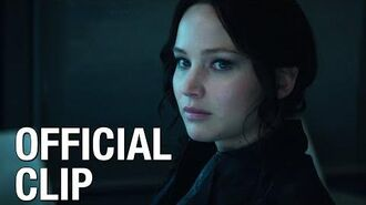 The Hunger Games Mockingjay Part 1 (Jennifer Lawrence) – Official Third Clip