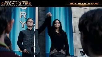 The Hunger Games Catching Fire - 'Holiday' TV Spot