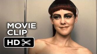 The Hunger Games Catching Fire Movie CLIP 5 - Johanna in the Elevator (2013) Movie HD