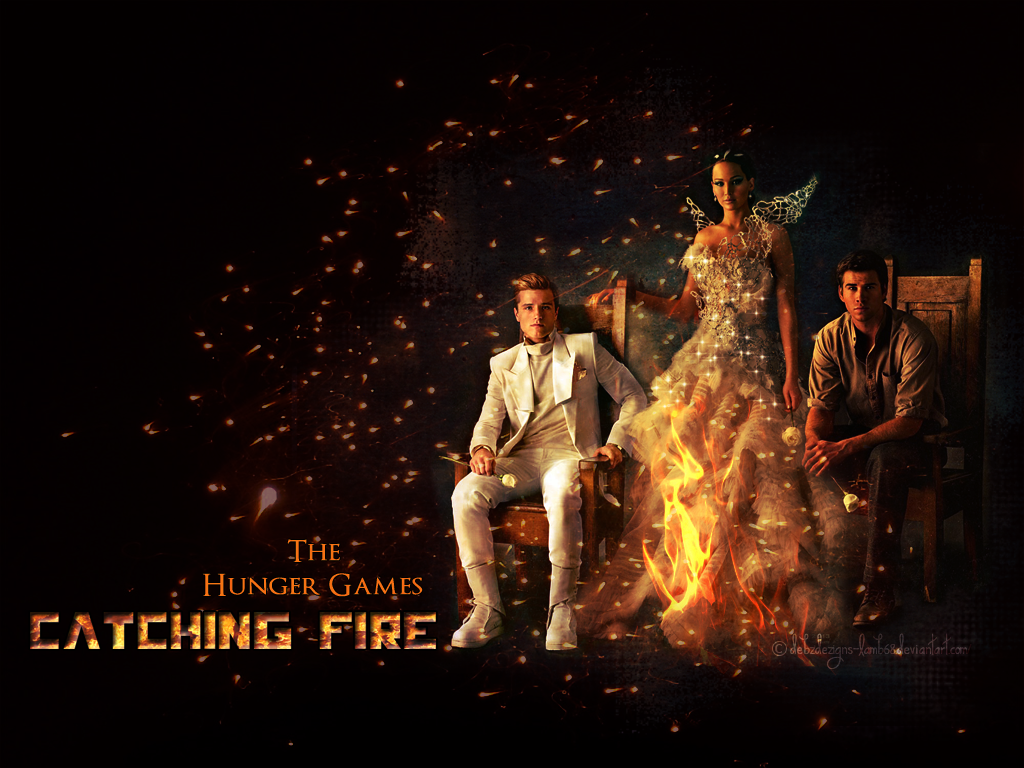 image catching fire hd wallpaper png the hunger games wiki