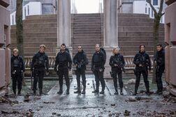 Escuadrón 451 en el Capitolio