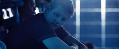 Cato antes de entrar a la arena