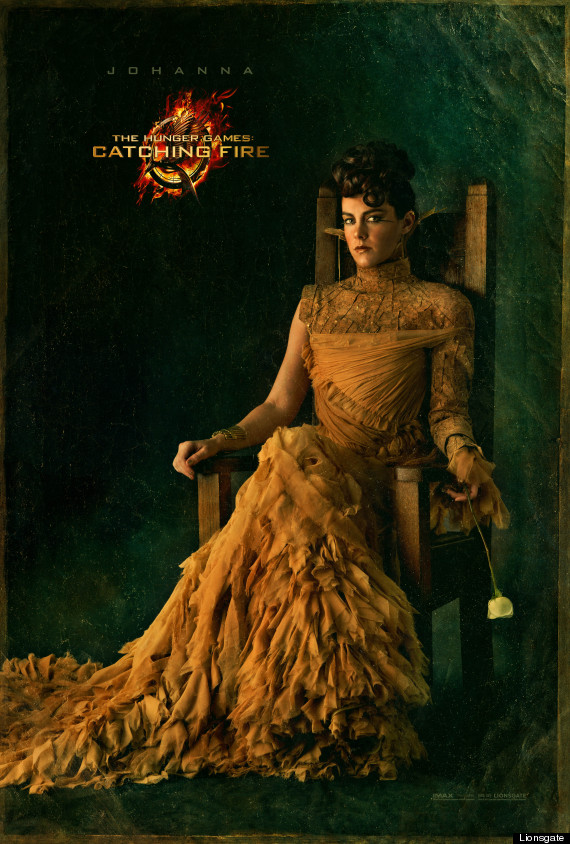 what is the girl from hunger games name