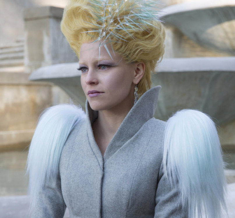 Effie Trinket The Hunger Games Wiki Fandom Powered By Wikia
