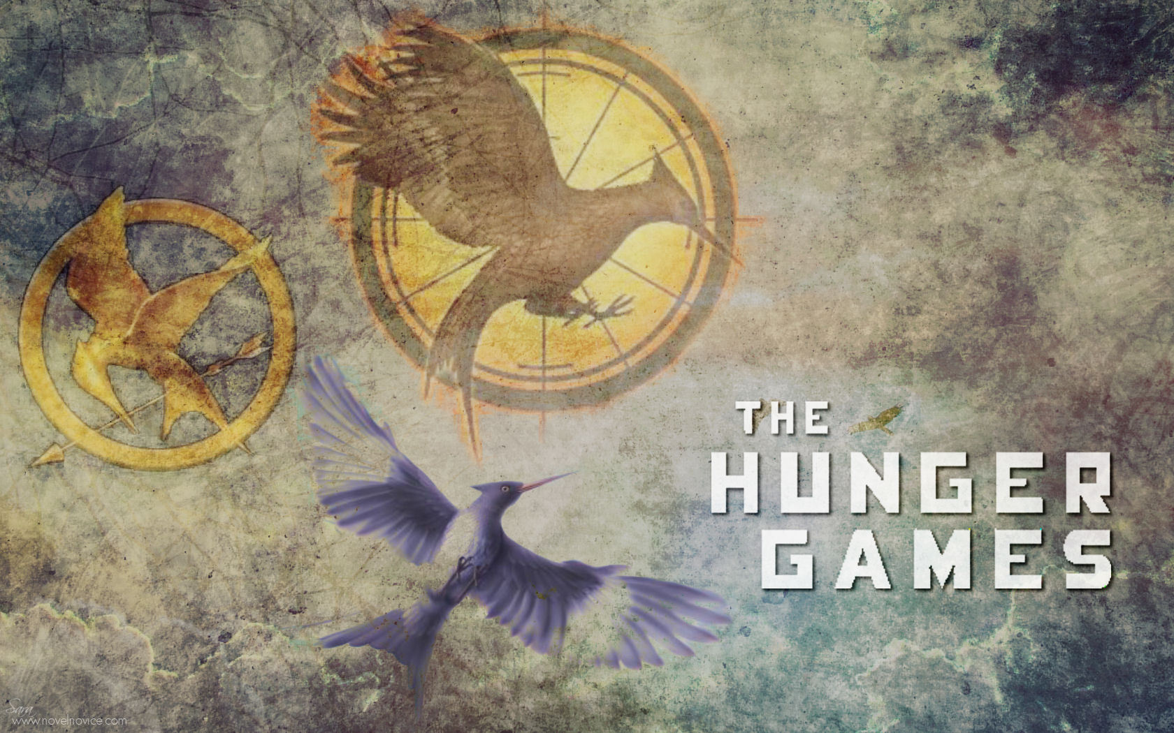 The Hunger Games Wallpapers Trilogy 18062233 1680 1050
