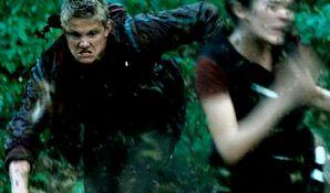 Катон с Миртой спасаются бегством