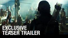 """Our Leader the Mockingjay"" – Official Teaser Trailer"